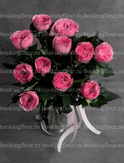 Монобукет из 11 роз Maria Theresa