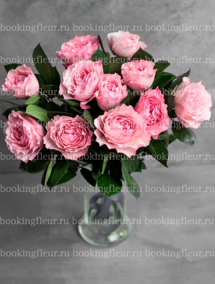 Монобукет из 11 роз Mayra's Rose